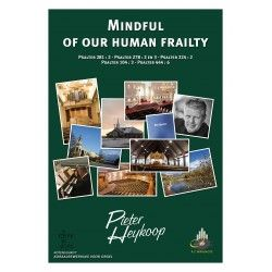 Mindful of our human frailty