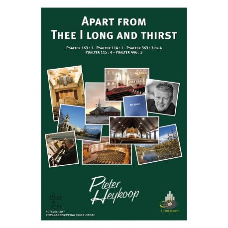 Apart from Thee I long and thirst