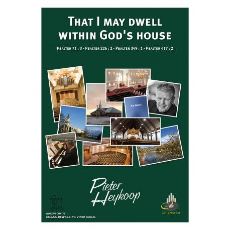 That I may dwell within God's house