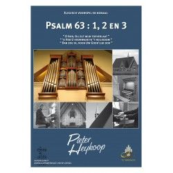 Psalm 63 : 1, 2 en 3