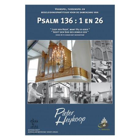 Psalm 136 : 1 en 26