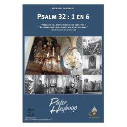 Psalm 32 : 1 en 6