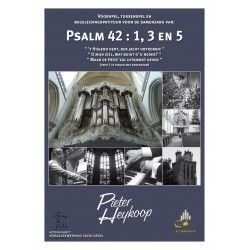 Psalm 42 : 1, 3 en 5