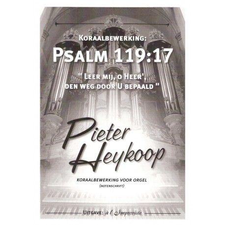 Psalm 119 : 17