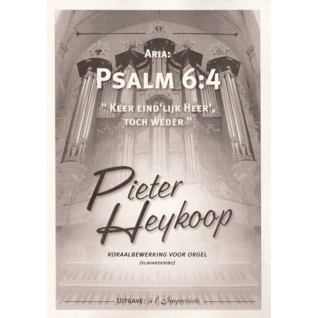 Psalm 6 : 4