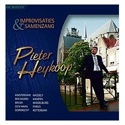 Pieter Heykoop 30 jaar organist
