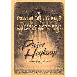 Psalm 38 : 6 en 9