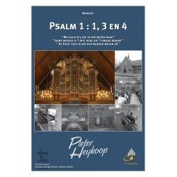 Psalm 1 : 1, 3 en 4