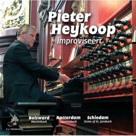 Pieter Heykoop improviseert | Bolsward | Rotterdam | Schiedam