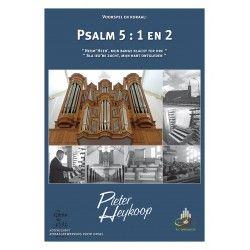 Psalm 5 : 1 en 2