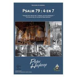 Psalm 79 : 4 en 7