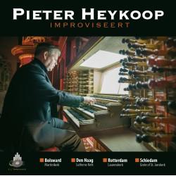 Pieter Heykoop improviseert | Bolsward | Den Haag | Rotterdam | Schiedam