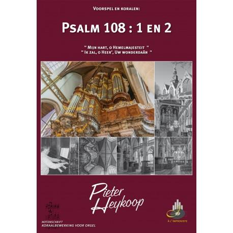 Psalm 108 : 1 en 2